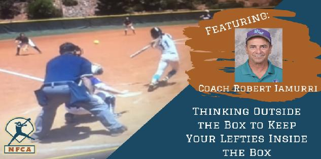 Think Outside the Box to Keep Your Lefties Inside the Box with Robert Iamurri