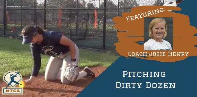 Pitching Dirty Dozen Drills with Josie Henry