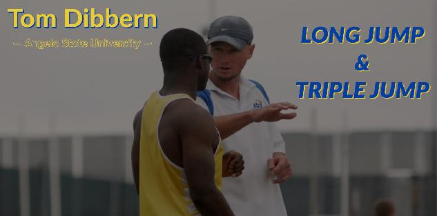 Tom Dibbern: Angelo State University | Long & Triple Jump