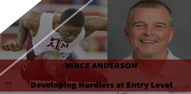 Developing Hurdlers at Entry Level