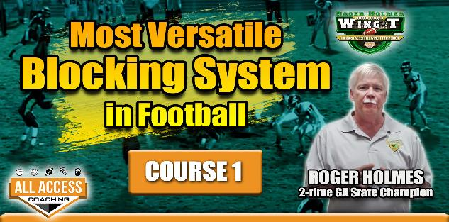 Course 1: Most Versatile Blocking System in America