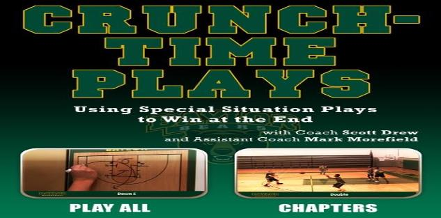 Baylor Bears Crunch-Time Plays: Using special situation plays to win at the end