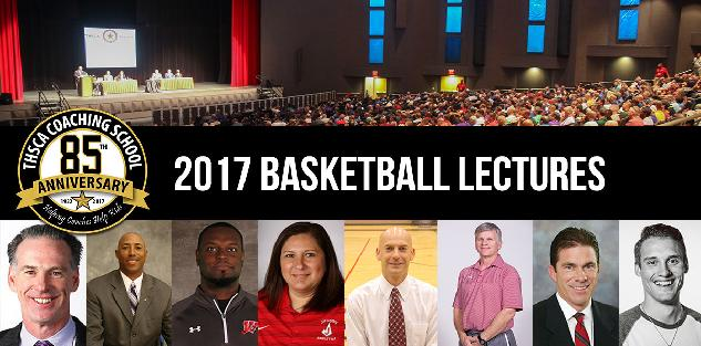 2017 Coaching School Basketball Lectures