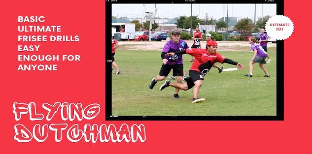 Ultimate Frisbee Drills