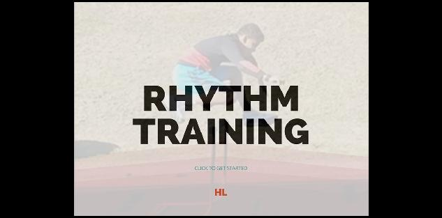The Hurdle Rhythm Training Series
