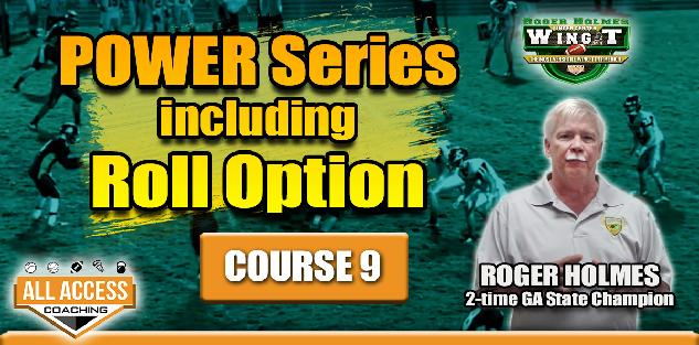 Course 9: POWER Series including Roll Option