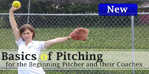 Basics of Pitching for the Beginning Pitcher and their Coaches