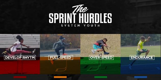The Sprint Hurdles System - Developing Beginner Hurdlers