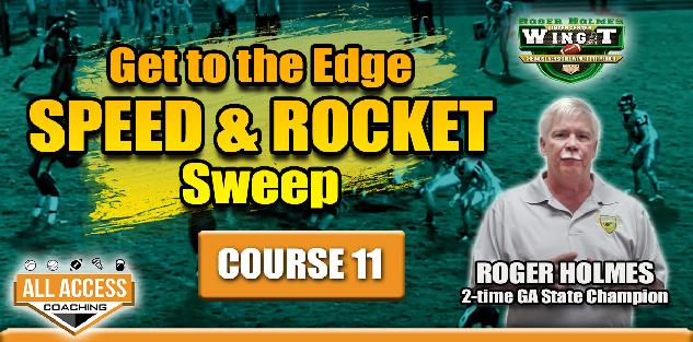 Course 11: Speed and Rocket Sweep