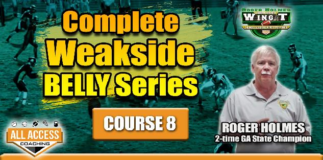Course 8: Complete Belly Weakside Series