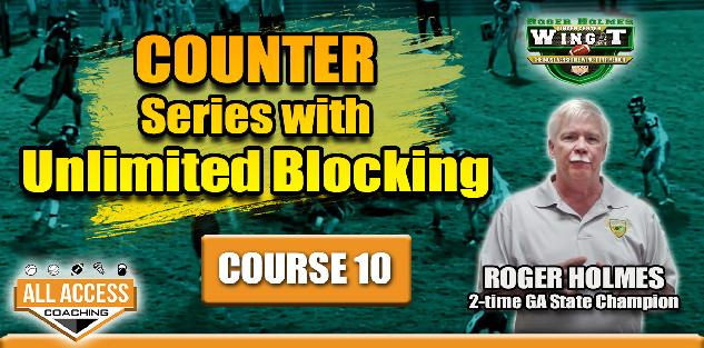 Course 10: Counter Series with Unlimited Blocking