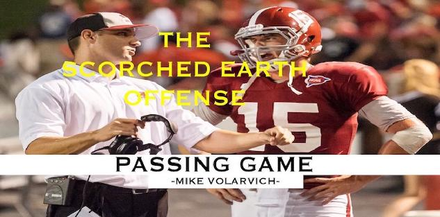 The Scorched Earth Passing Game