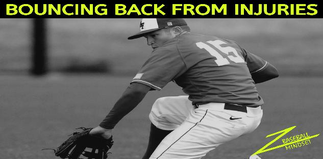 The Baseball Mindset Bouncing Back from Injuries Series