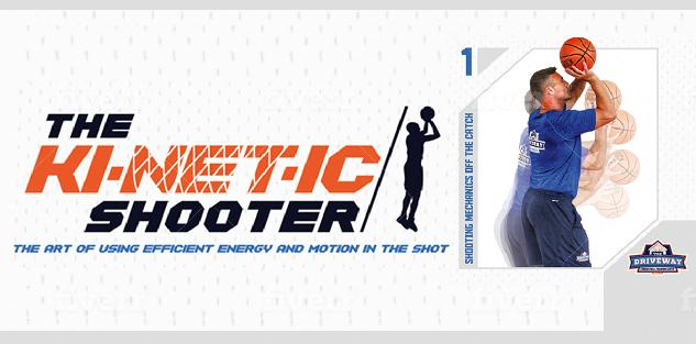 Kinetic Shooter: The Art of using efficient energy and motion in the shot