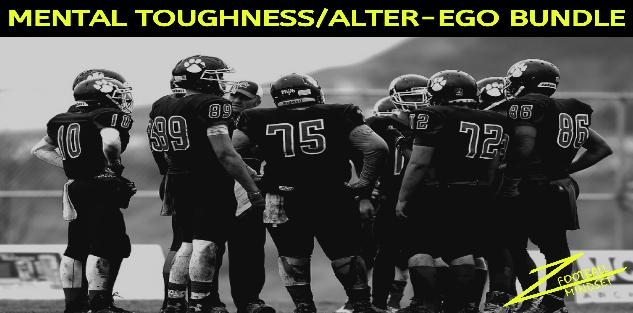 Football Mindset Mental Toughness and Alter Ego Course