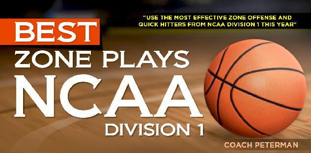 Best Zone Plays in NCAA Division 1