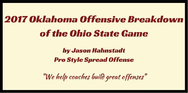 2017 Oklahoma Offensive Breakdown