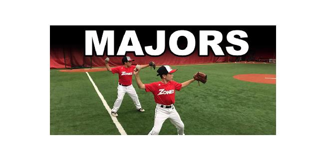 Coaching Youth Baseball & Softball - Majors Course