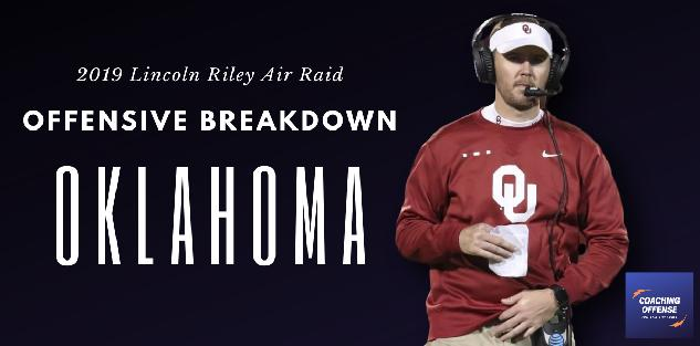 Oklahoma Offense Playbook 2019