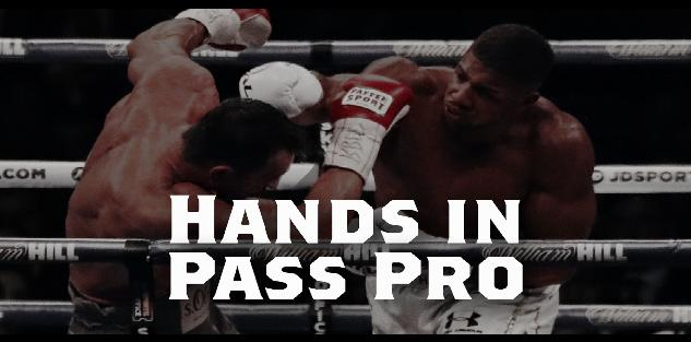 Hands in Pass Protection