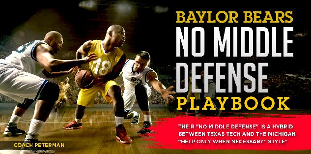 Baylor Bears `No-Middle Defense` Playbook