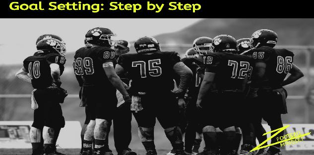 Football Mindset: Goal Setting Step by Step