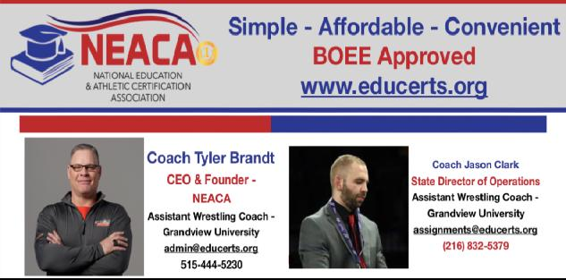 How to Become a Coach in Iowa