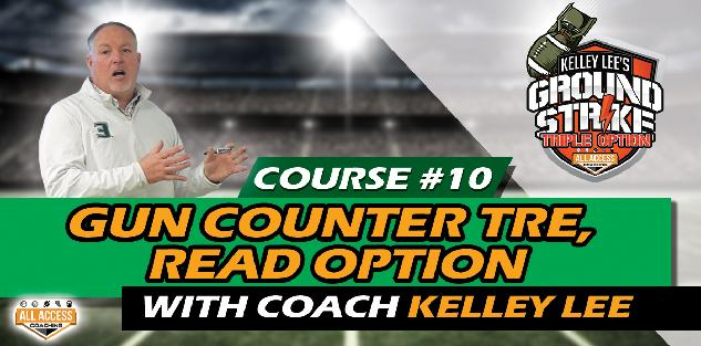 Course 10: Gun Counter Tre, Read Option, Trick Plays