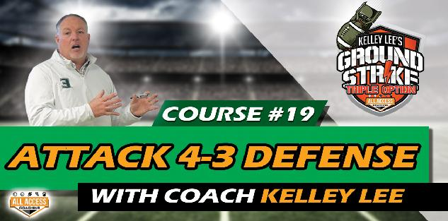 Course 19: Attack 4-3 Defense