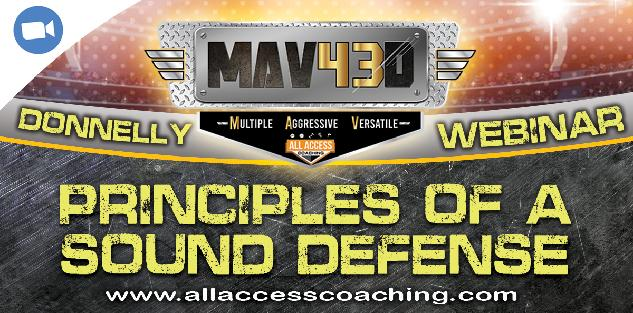 FREE Webinar Principles of a Sound Defense