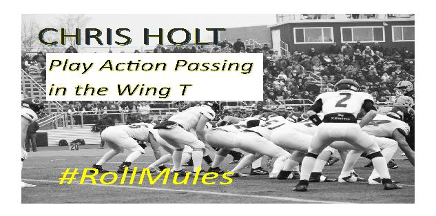 Play Action Passing in the Wing-t