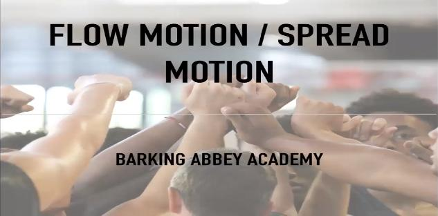 Part 2: Spread Motion (Hybrid of Flow Motion)