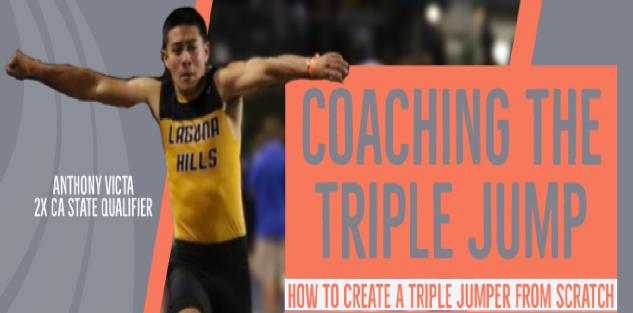 Teaching the Triple Jump: How to Create a Triple Jumper from Scratch