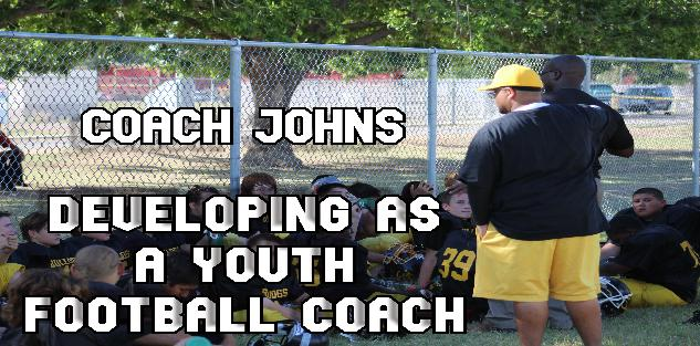 Getting better as a Youth Football Coach