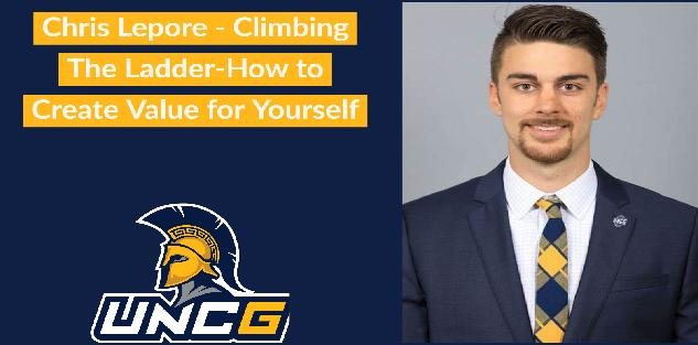 Climbing the ladder - How to create value for yourself