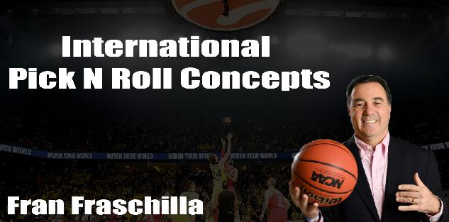 International Pick and Roll Concepts