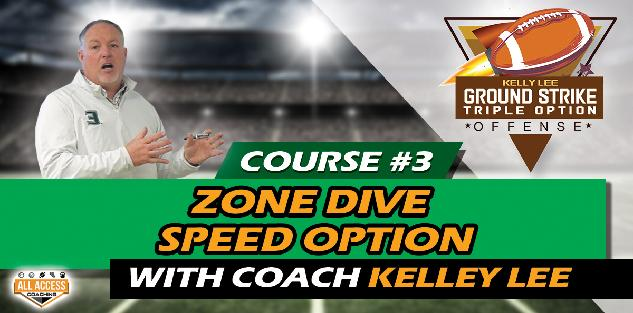 Course 3: Zone Dive Speed Option
