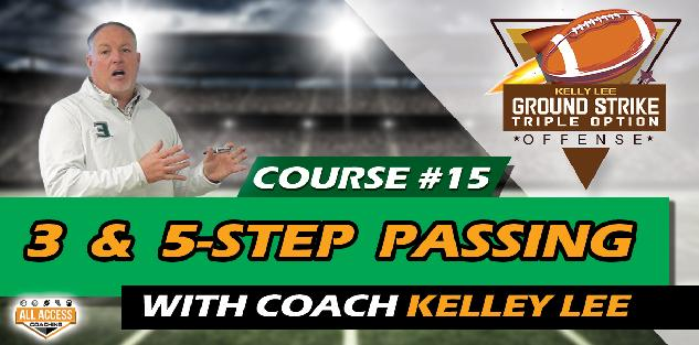 Course 15: 3 & 5-Step Passing Game