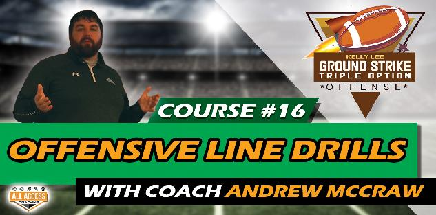 Course 16: Offensive Line Drills
