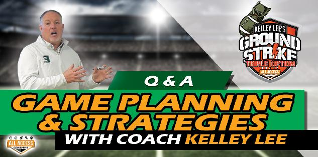 FREE Q&A with college head coach Kelley Lee