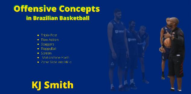 Offensive Concepts in Brazilian Basketball