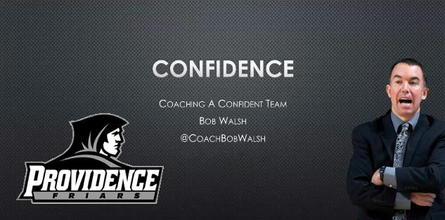 Coaching A Confident Team