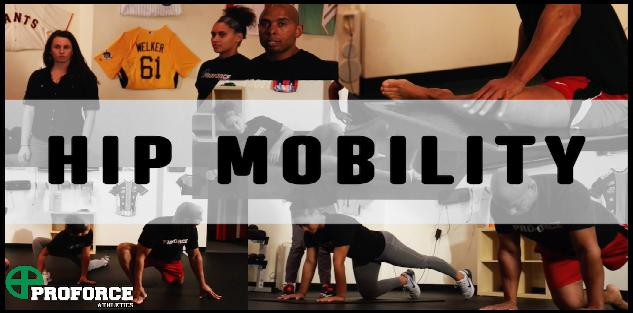 Hip Mobility & Hip Stability