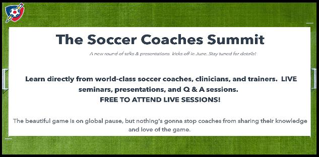 Soccer Coaches Virtual Summit