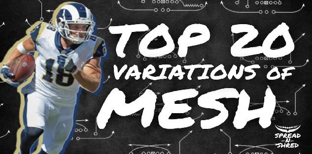 Top 20 Variations of Mesh