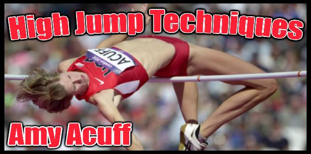 High Jump Techniques