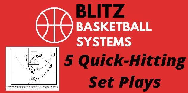 Quick-Hitting Set Plays