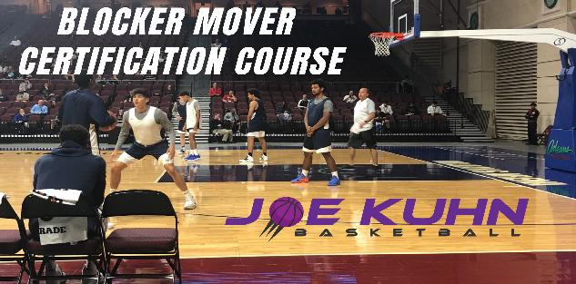 Blocker Mover Certification Course