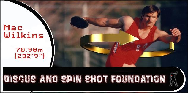 Discus & Spin Shot Foundation
