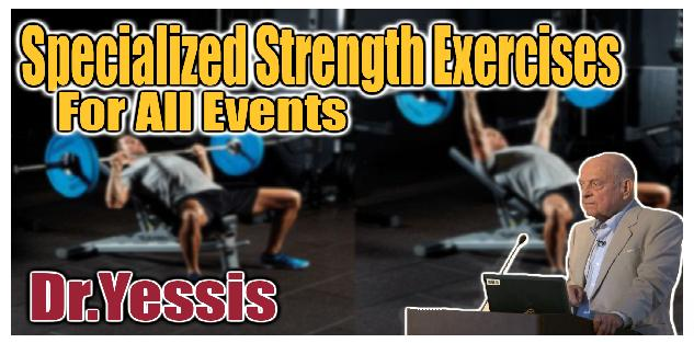 Specialized Strength Exercises